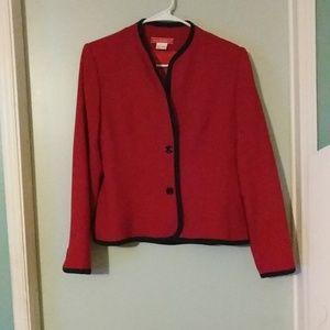 Halston jacket Size 8